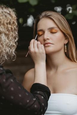 Make-up esra van de meer