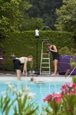 Portfolio boost pool shoot