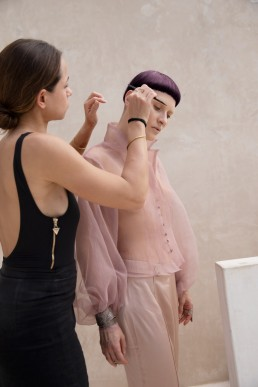 Coiffure Awards Dames 2020 Behind the scenes