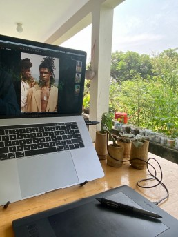 Digital nomad lifestyle by Zilla