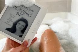 Playing big tara mohr in bath