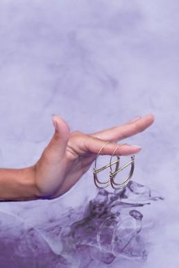 Purple water jewellery ocean repulic