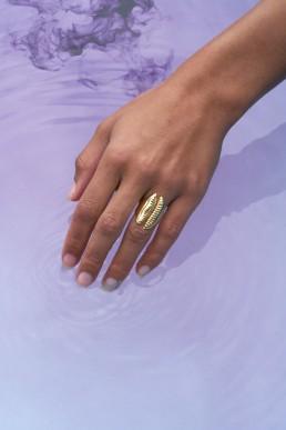Pool beauty shoot Jewellery Ocean republic